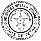 Texas Registered Interior Designer