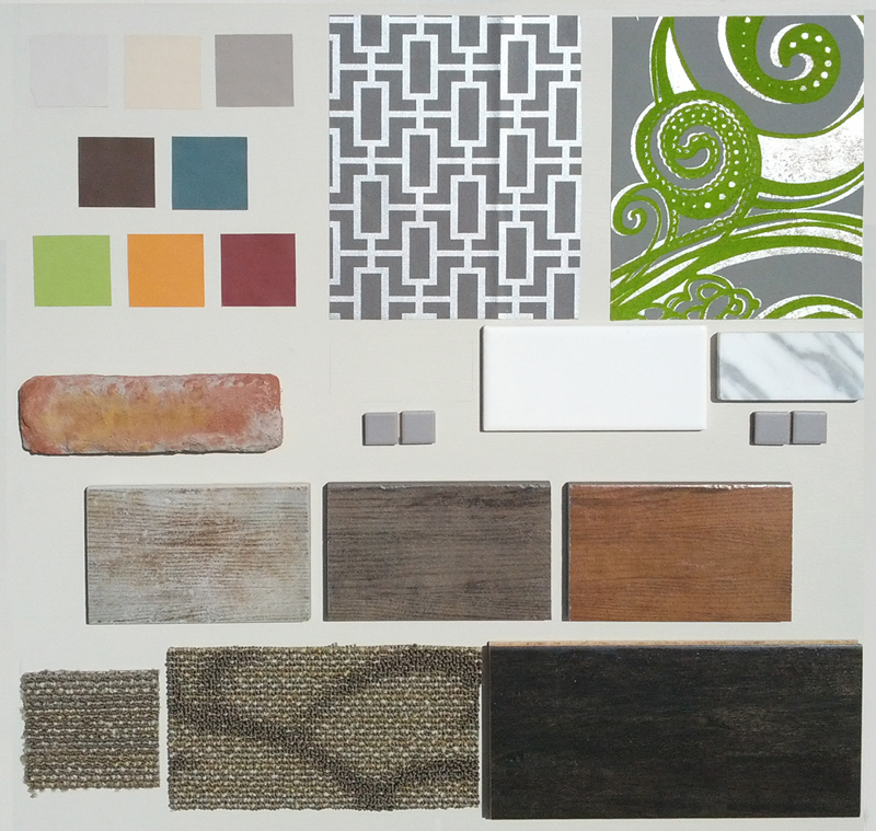 Colorboard Aw Design Studio