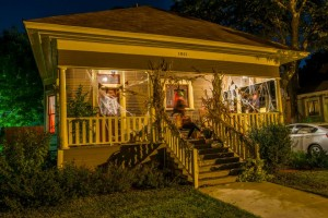 Historic Home Halloween