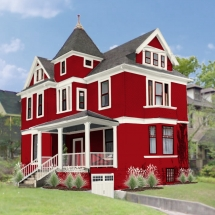 LindsaysHouseHeritageRed