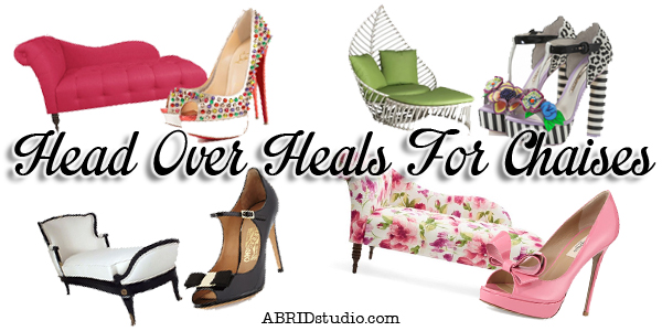 Head Over Heals For Chaises