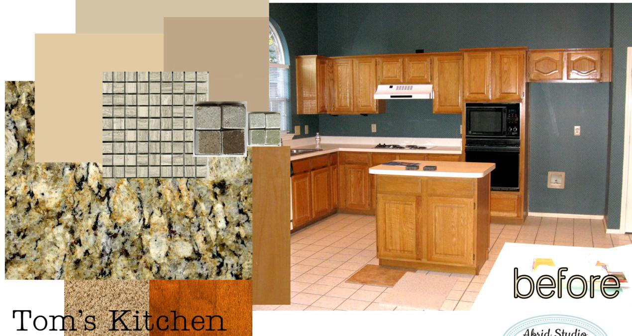 Modern Masculine Kitchen Design