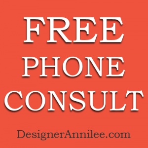 Free Phone Consultation with Designer Annilee Waterman