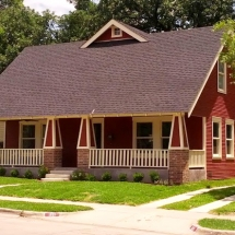 Modern Craftsman House Plan