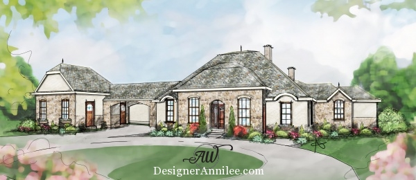 Home Plans - AW Design Studio Dallas