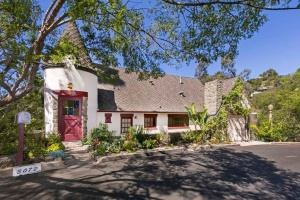 Storybook Style House For Sale