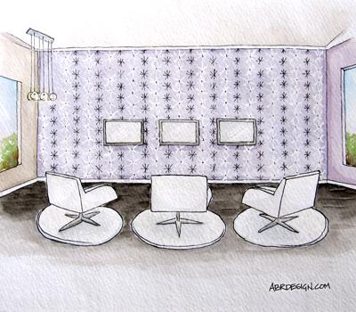 3D Room Drawings