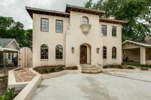 Fort Worth New Home Design ABRIDstudio.com