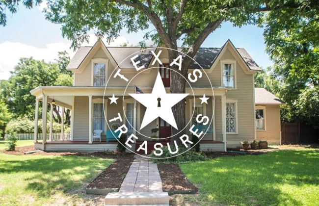 Texas Treasures – Circa