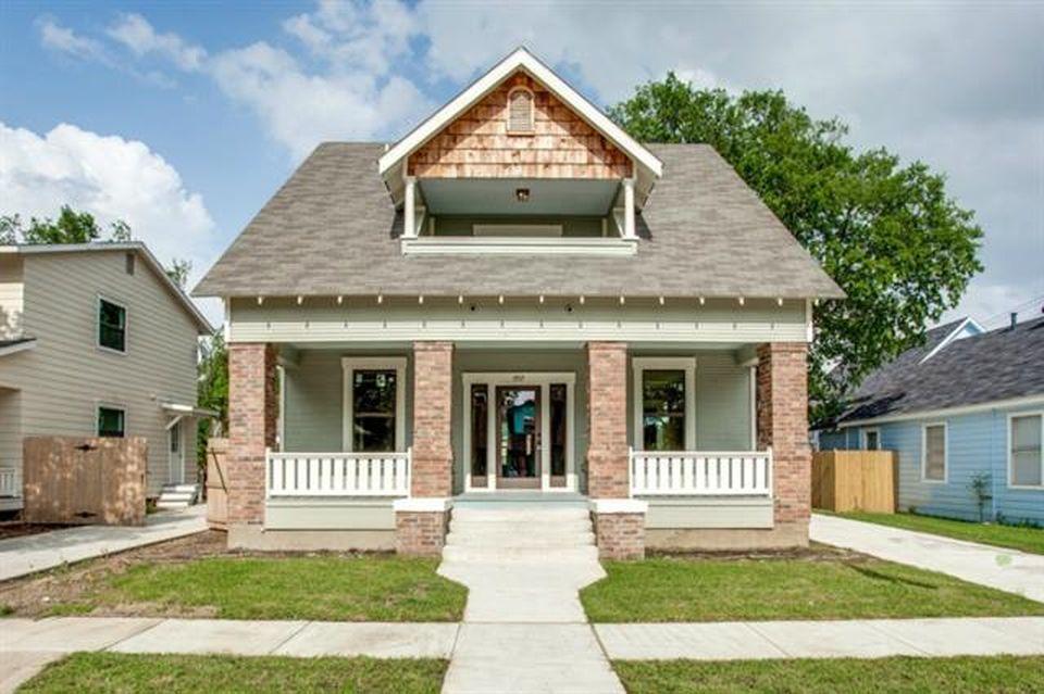 Modern Craftsman House Plan Annilee