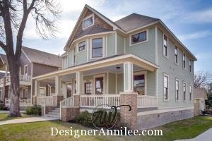Modern Craftsman House Plan