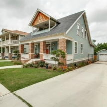 New Craftsman Style House Plans